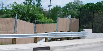 Guard Rail & VPF System